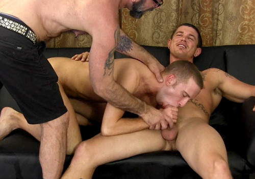 SF - Choke & Paddle (Cameron and Sebastian Young)