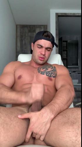 OnlyFans - Daniel Montoya, Mason Blaze Parts 1-2 [Gay Solo]