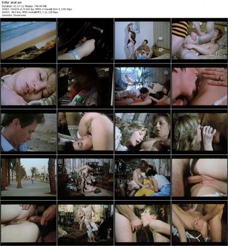 Enfer anal (1985) VHSRip