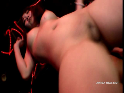 Club Nude 14 dance Nude