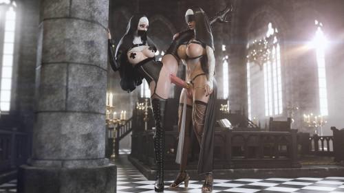 The Rite [2021,3D,All sex]