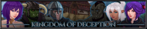 Kingdom Of Deception Ver. 0.10.5 [2017,Hardcore Sex,Slave Traning,Adv]