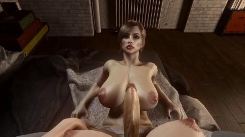 Sweet Sylvia [2021,All sex,3D]