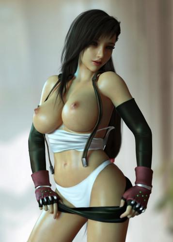 SevenBees [overwatch,3D Porn Comic,big breasts]