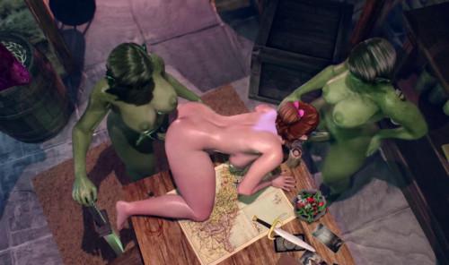 Orcs Negotiations