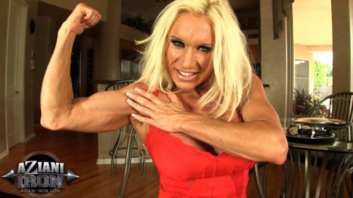 Porn Most Popular AzianiIron Collection part 2 [2020,Female Muscle, Body Builders,Muscular,Solo]