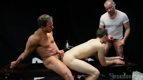 Hot Mormon missionaries part 4 [2016,Gays,MormonBoyz,Toys,Oral/Anal Sex,Spanking]