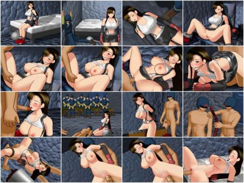 Tifa Lockhart - Kankin Best Quality 3D Porn