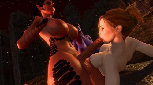 Ina scene 5 [2020,3D,All sex]