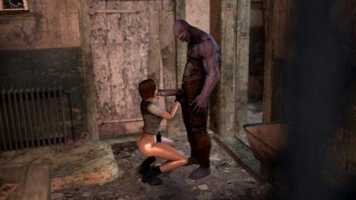 Resident Evil. ProjectSuccubus [2018]