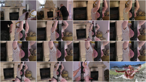 Brutal Tit Whipping for Tanja