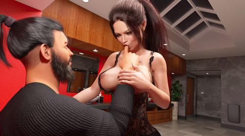 Glimpses Of The Past Version 0.4.0 [2021,Big ass,Oral sex,3DCG]