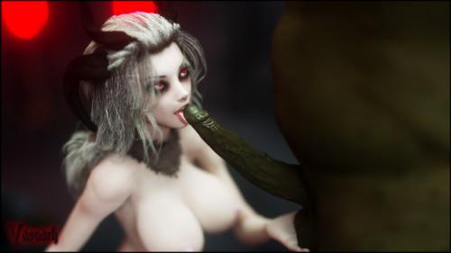 Collection 3d art Vaesark 2008 [2018,3DCG,Pregnant,Big / Small Breast]