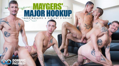 Maygers' Major Hookup - Sean Maygers & Vincent O'Reilly