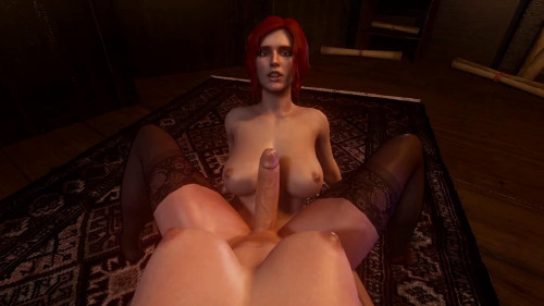 Naughty Witches [2021,3D,All sex]