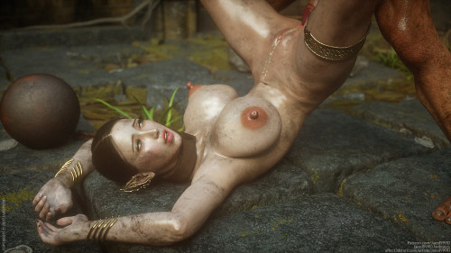 Elf Slave 8 – The Final