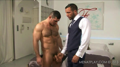 MAP - 5 Star Service - Rob Nelson and Donato Reyes