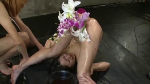 Aya Sakuraba - Anus Oppression! Lady Inflicter Anal Hell