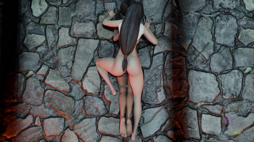 Lara's Capture [2021,Feet,Strapon,Bondage]