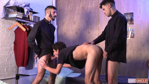 YF - Carter Ford, Father Gallo, Father Romeo - Carter: In The Dormitory (720p)