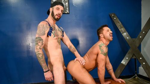 DP - Romeo Davis & Dominic Pacifico - Boning a Gay Romeo