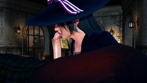 Wonderland Witches Version 0.2.1 [2020,Male Protagonist,Erotic Adventure,Voyeur]