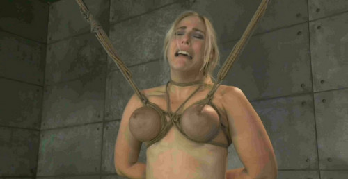 Angel Allwood in bdsm action