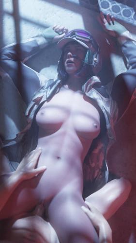 DaSupaN [3D Porn Comic,parody,swimsuit]