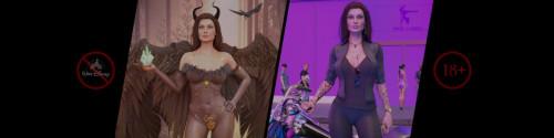 Maleficent Banishment of Evil [Big Tits,Superpowers,Fantasy]