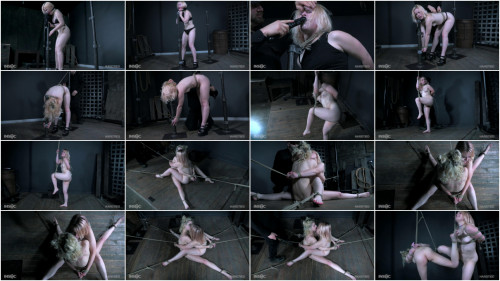 Two Cuties Dolly & Bambi Punished Together