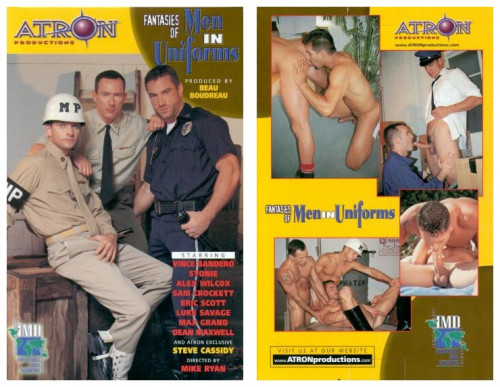 Fantasies Of Men in Uniforms - Part 4