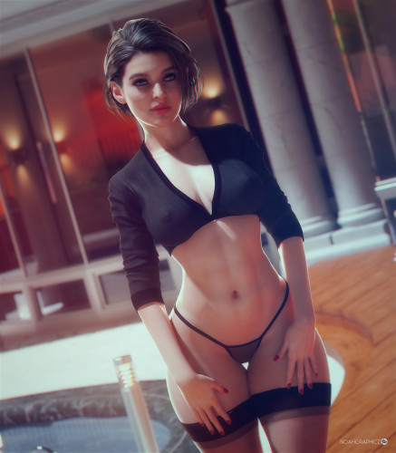 Noahgraphicz collection [big tits,star wars,resident evil]