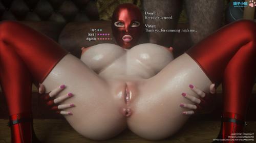 Fallen Lady vol 4 [3DCG,Blowjob,Big Cock]