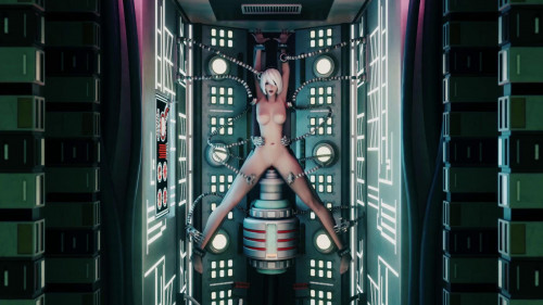 Tickled in the Machine [2021,All sex,3D]
