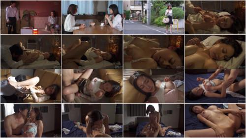 Forgive me... Massaging Breasts Matsushita Saeko