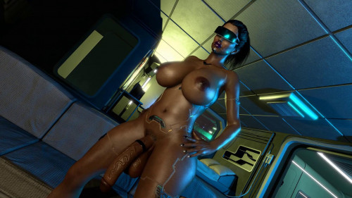 Cyborg - part 3