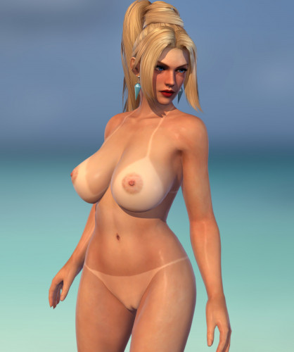 RadiantEld Hot 3D Asian Babes [beach,big ass,asian girl]