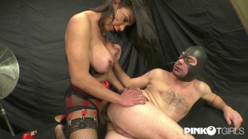 PTG - India Castellani Breaks The Model Boy's Ass