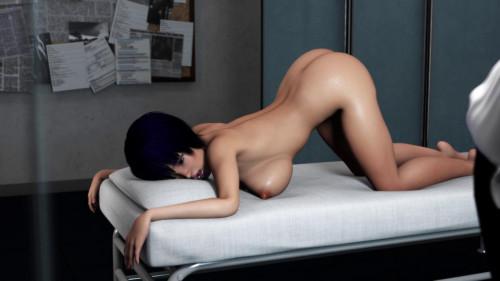 Persona 5 [Anal sex,Oral sex,Big tits]