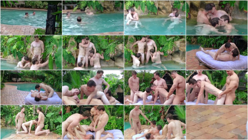 Dallas Reeves - Dallas Reeves Convinced Zeb On His First Orgy