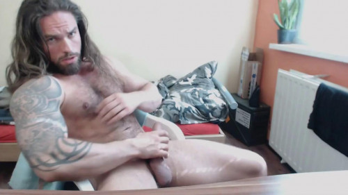 Phil Chambers dramatic webcam show