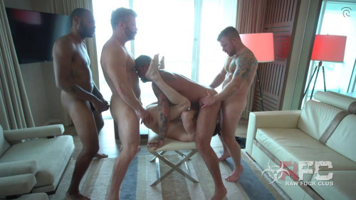 RFC - Muscle Fuck Orgy, part 1