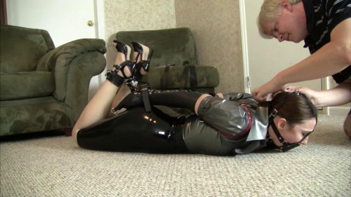 Office Perils Excellent Gold Unreal Cool Sweet Collection. Part 7. [2020,BDSM Latex]