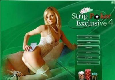 Strip Poker Exclusive