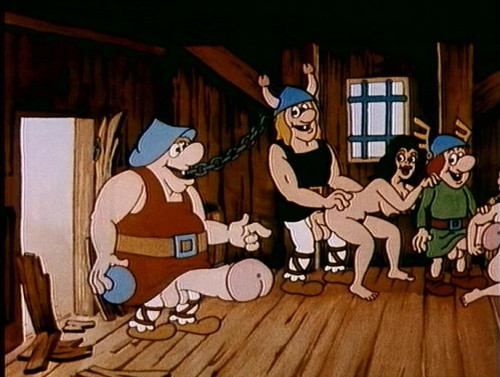 Cartoon sex vol.2 [1977,Hardcore,Animation,All Sex]