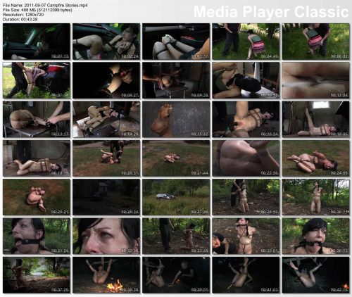 Campfire Stories-Elise Graves