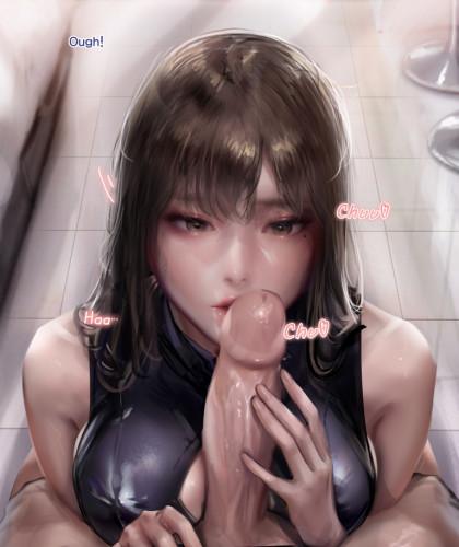 Kidmo's Stories Vol. 17 [2021,Double penetration,Ganbang,Group sex]