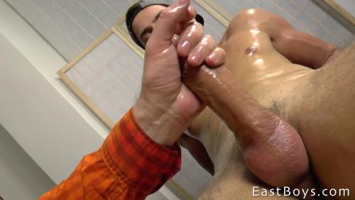 EastBoys - Martin Gajda - Casting - Handjob - Muscle Worship