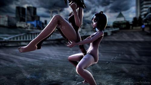 Mmd Futa Sex - Remastered