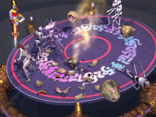 Pornomation 2: ZUMA tales of a sexual gladiator [2006,3D,Sci-Fi